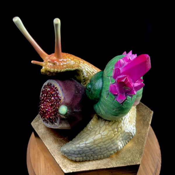 Snail with Fig