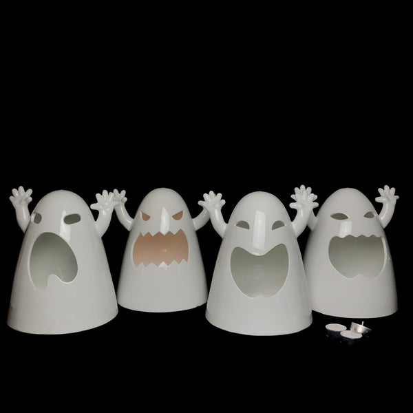 Medium Ghost Tea Light Holders