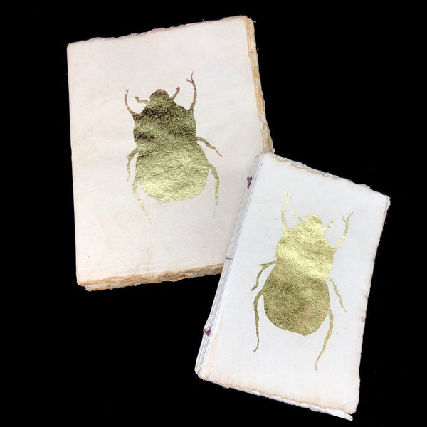 Gold Bug Notebook