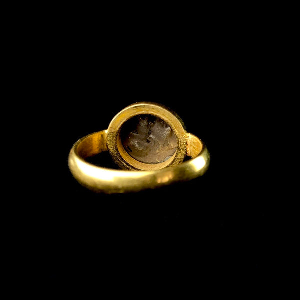 Janus Coin Ring