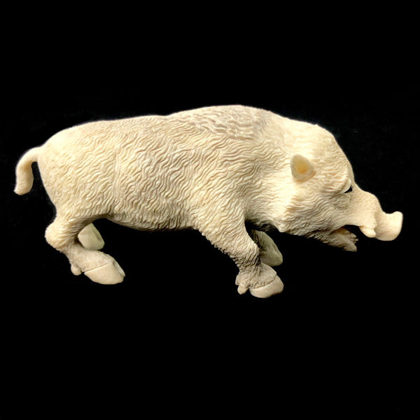 Boar Carving