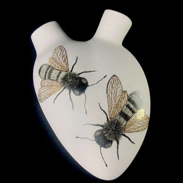 Honeybee Anatomical Heart
