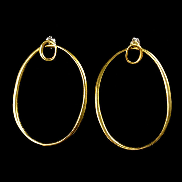 Ellipse Earring