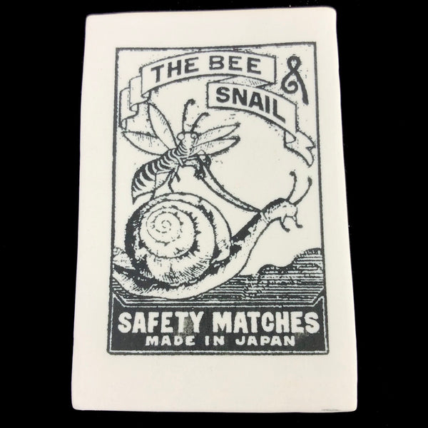 The Bee and Snail Stash Dish