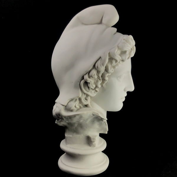 Marble Bust of Paris