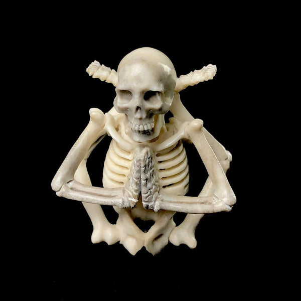 Yoga Skeleton