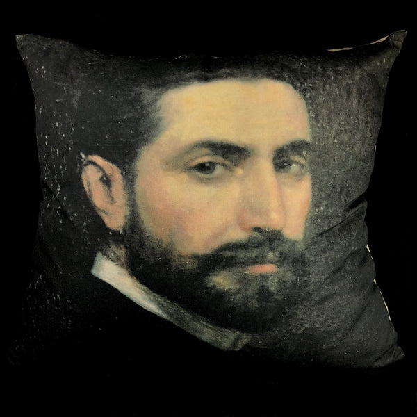 XL Portrait Pillow
