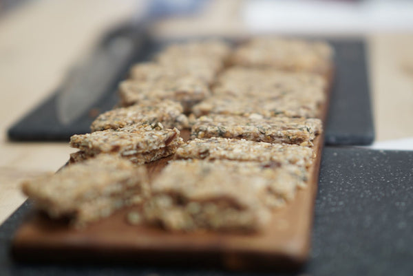 Cooking class: Energy bars