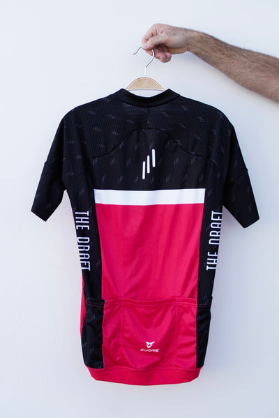 Black & Coral Anniversary Jersey
