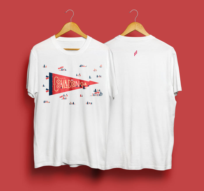 CAMISETAS - The 3 Mayors - Covadonga