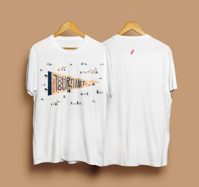 CAMISETAS - The 3 Mayors - Tourmalet