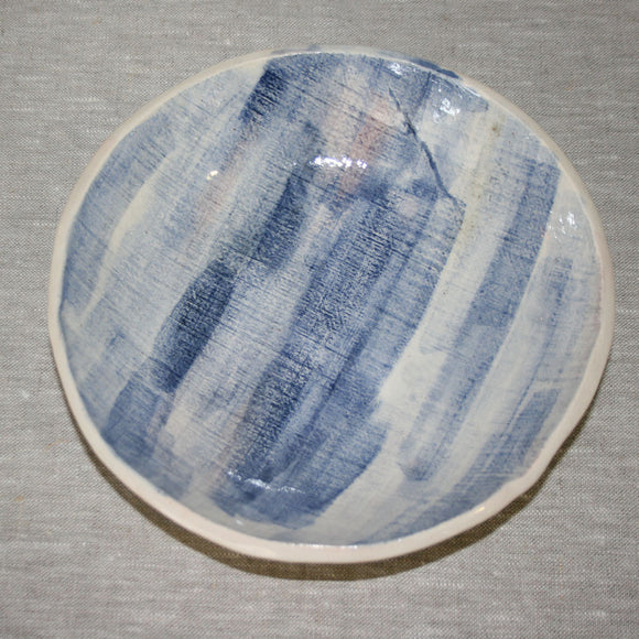 Blue horizon bowl