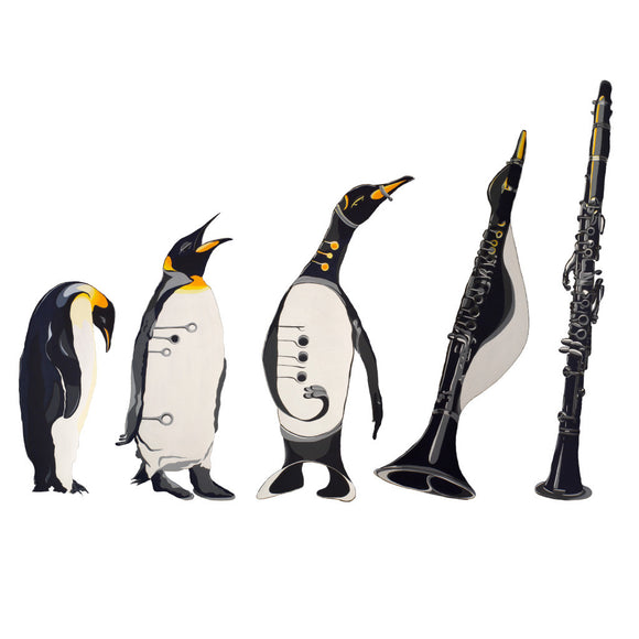 Penguin Clarinet