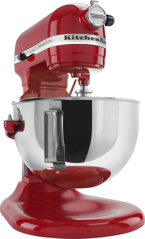 KitchenAid - Professional 5 Plus Series Stand Mixer - Red