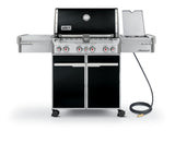 Weber Summit E470 Gas Grill - NG