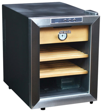 NewAir - 250-Cigar Thermoelectric Humidor