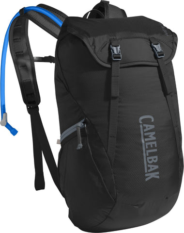 Camelbak Arete 18 Hydration Pack Hike - Black/Slate Gray