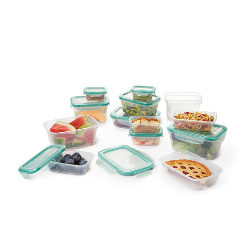 OXO Good Grips 16pc SNAP Plastic Container Set