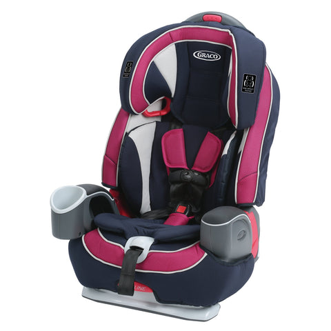 Graco Nautilus 65 LX 3-in-1 Harness Booster, Ayla