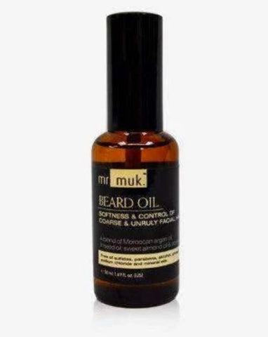 Muk Haircare Beard Oil