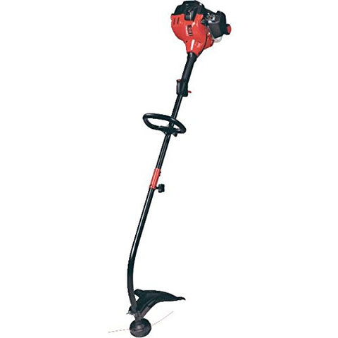 Troy-Bilt 25cc 17'' SpringAssist EZ-Link Curved Shaft Trimmer