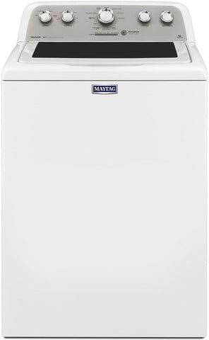 Maytag - 4.3 Cu. Ft. 11-Cycle High-Efficiency Top-Loading Washer