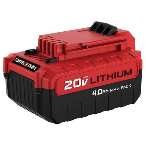 20V MAX Lithium Ion 4.0-Amp Hour Battery
