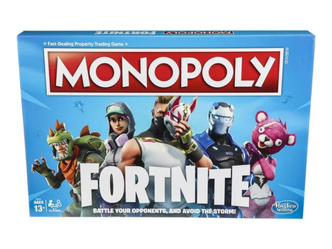 Hasbro Gaming - Monopoly: Fortnite Edition