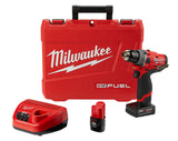Milwaukee M12 Hammer Drill Kit