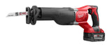 Milwaukee M18 Sawzall Reciprocating Saw Kit