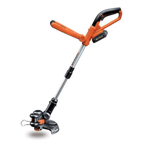 WORX WG155 20V Li-ion Cordless Grass Trimmer/Edger, 10""
