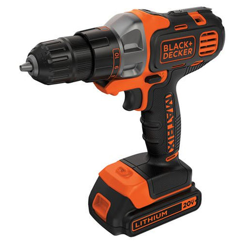 Stanley Black & Decker Matrix 20V MAX Lithim Drill