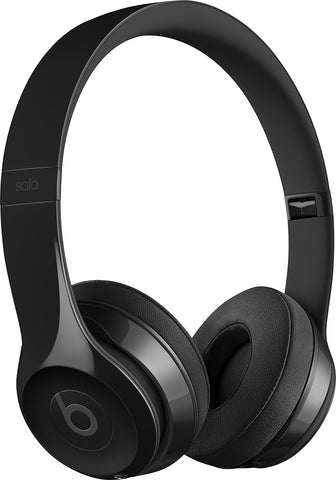 Beats by Dr. Dre Beats Solo3 Wireless Headphones Gloss Black
