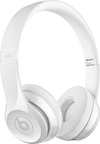 Beats by Dr. Dre Beats Solo3 Wireless Headphones Gloss White