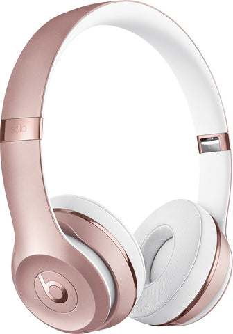 Beats by Dr. Dre Beats Solo3 Wireless Headphones Rose Gold