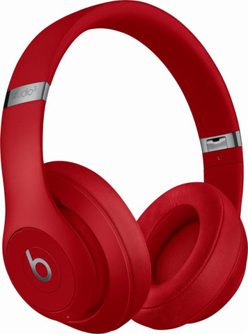 Beats by Dr. Dre Beats Studio3 Wireless Headphones Red