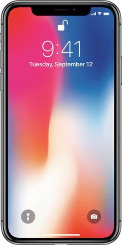 Apple iPhone X 64GB Gray (Unlocked)