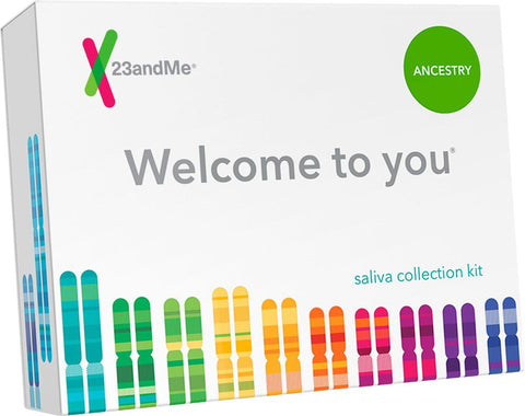 23andMe Personal Ancestry DNA Test