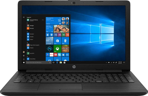 "HP - 15.6"" Laptop - AMD A6-Series - 4GB Memory - AMD Radeon R4 - 1TB Hard Drive - HP Finish In Jet Black With A Maglia Texture"