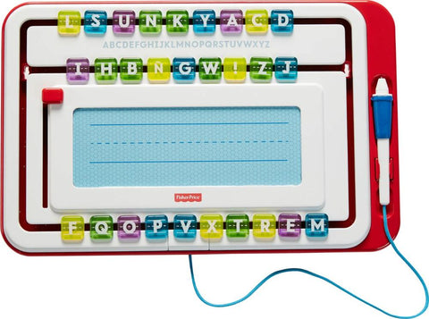 Fisher-Price - Think & Learn Alpha SlideWriter - Red/White