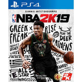 NBA 2K19 - PlayStation 4 - A