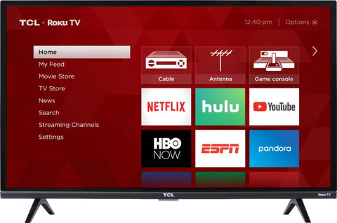 "TCL - 32"" Class - LED - 3-Series - 1080p - Smart - HDTV Roku TV"