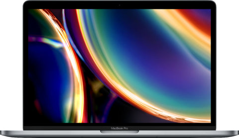 "Apple - MacBook Pro - 13"" Display with Touch Bar - Intel Core i5 - 8GB Memory - 256GB SSD (Mid 2020) - Space Gray"