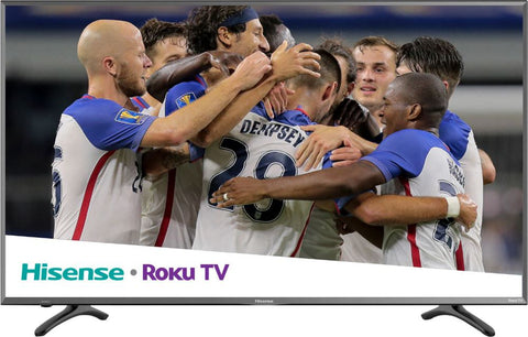 "Hisense - 55"" Class - LED - R7 Series - 2160p - Smart - 4K UHD TV with HDR - Roku TV"