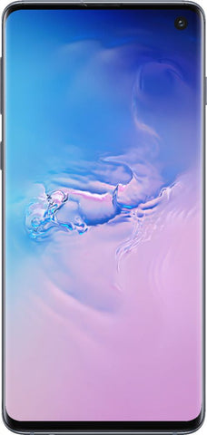 Samsung - Galaxy S10 with 512GB Memory Cell Phone (Unlocked) - Prism Blue