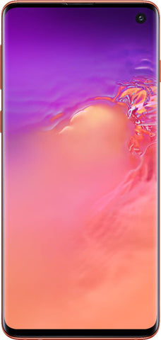 Samsung - Galaxy S10 with 512GB Memory Cell Phone (Unlocked) - Flamingo Pink