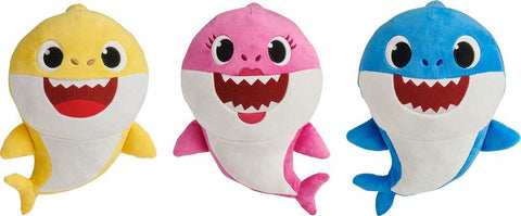 WowWee - Pinkfong Baby Shark Official Song Doll - Styles May Vary