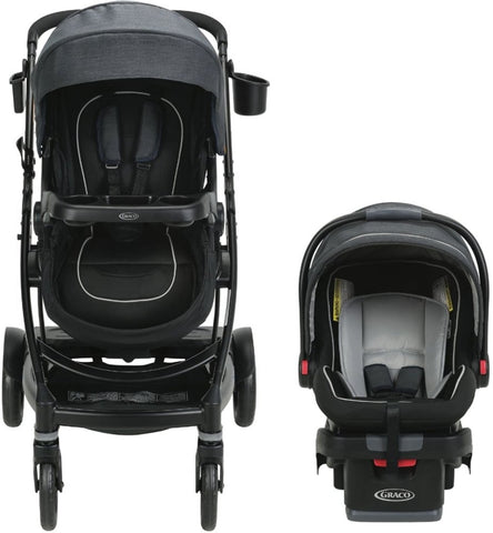 Graco - UNO2DUO Travel System - Reese