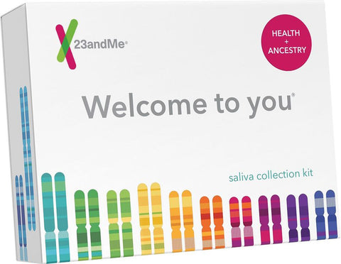23andMe - Health + Ancestry Saliva Collection Kit