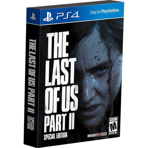 The Last of Us Part II Special Edition - PlayStation 4